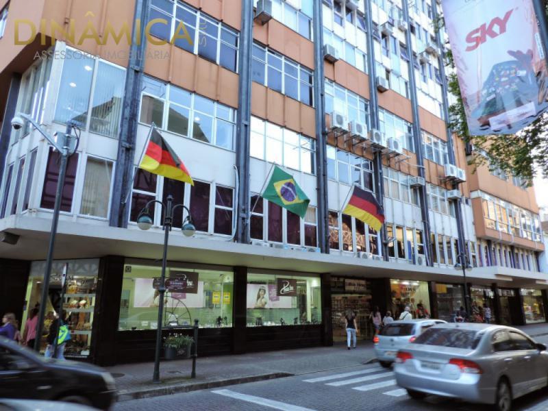 Sala Comercial para Aluguel em Blumenau - Centro