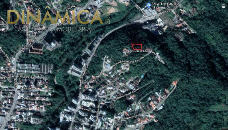 3472020, Terreno, 1256.24 m² à venda no bairro Vila Formosa - Blumenau/SC