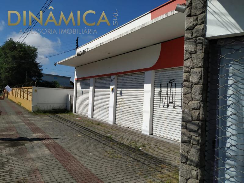 Loja Térrea para Aluguel em Blumenau - Itoupava Norte