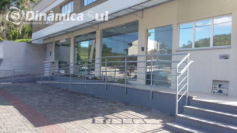 Loja Térrea para Aluguel em Blumenau - Ribeirão Fresco