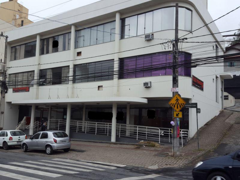 Sala Comercial para Aluguel em Blumenau - Água Verde