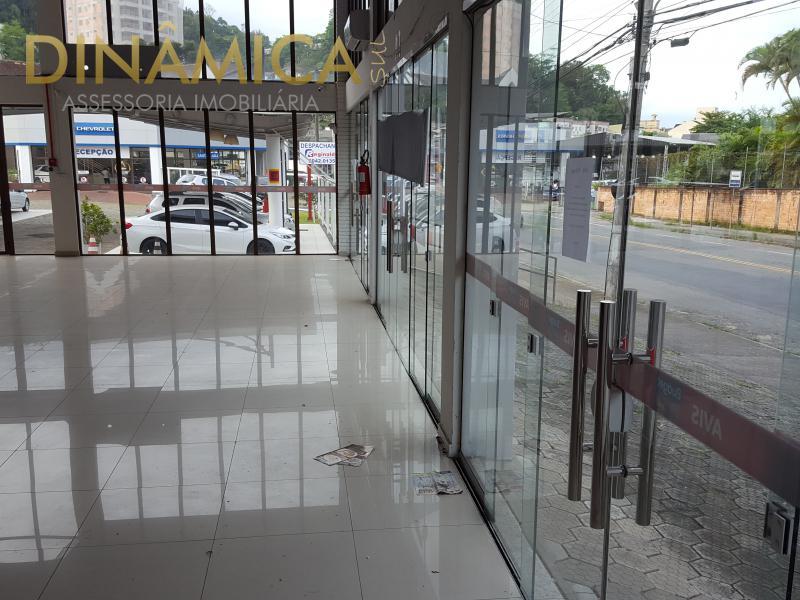 Loja Térrea em Blumenau- Bairro Itoupava Seca