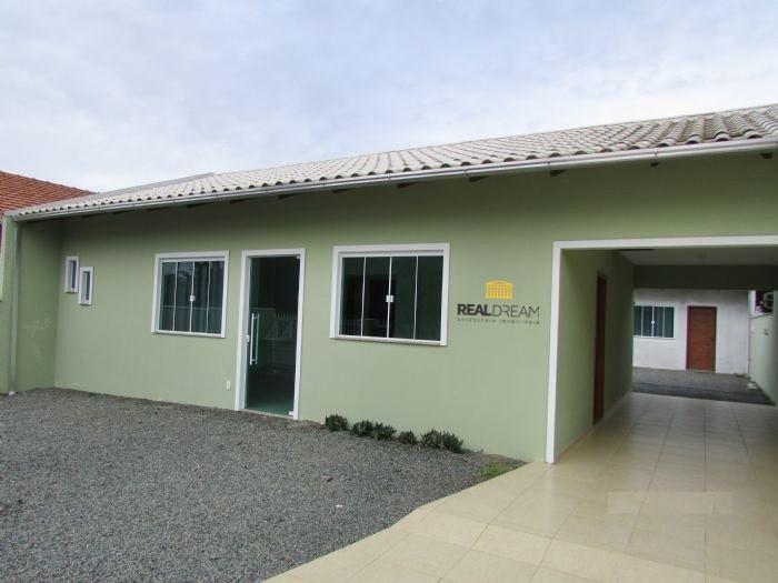 Casa 3 dormitórios Armação - Penha, SC