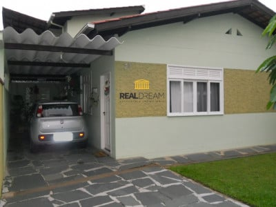 Casa 3 dormitórios Valparaíso - Blumenau, SC