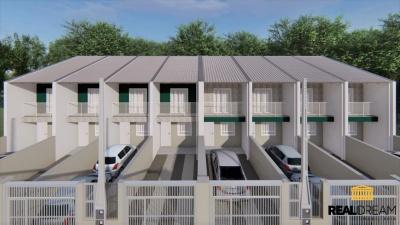Sobrado 2 dormitórios Passo Manso - Blumenau, SC