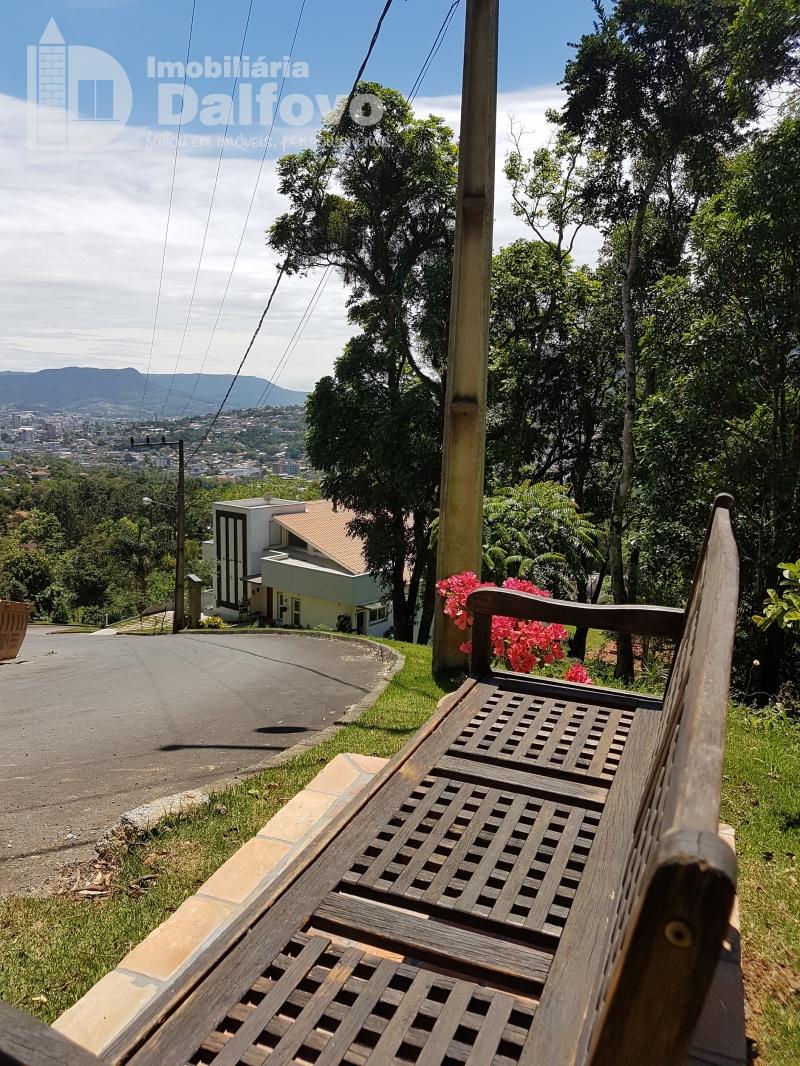 vista da área verde