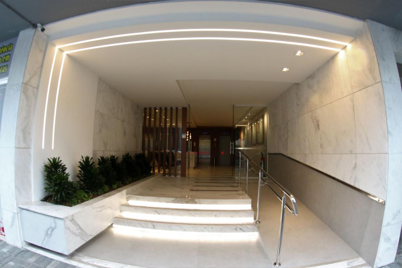 Hall entrada edifício