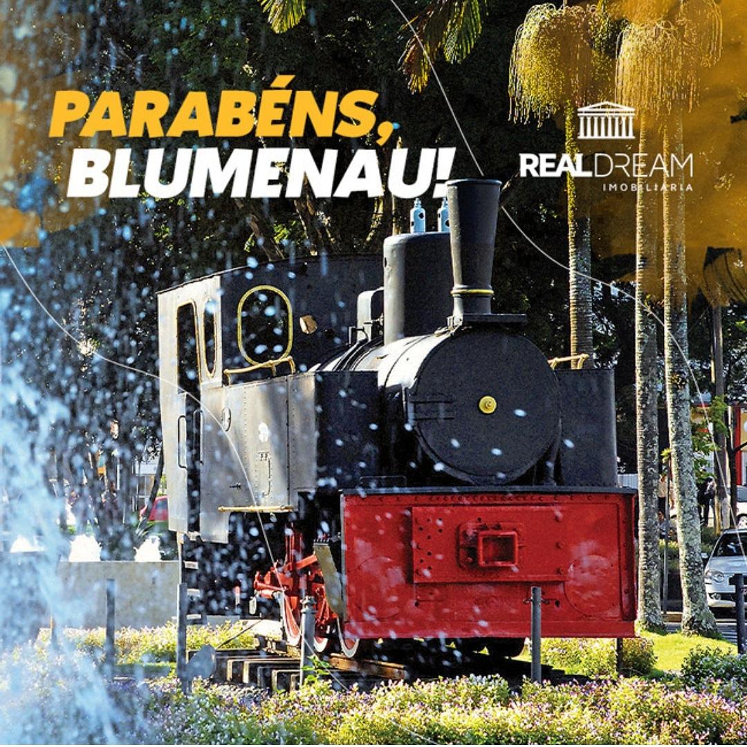 Aniversário de Blumenau